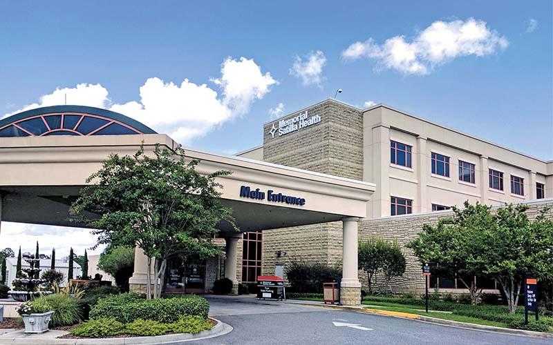 TeleStroke TeleSpecialists Case Study: HCA Memorial Satilla Health