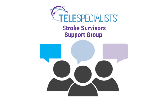 TeleSpecialists Stroke Survivors Support Group