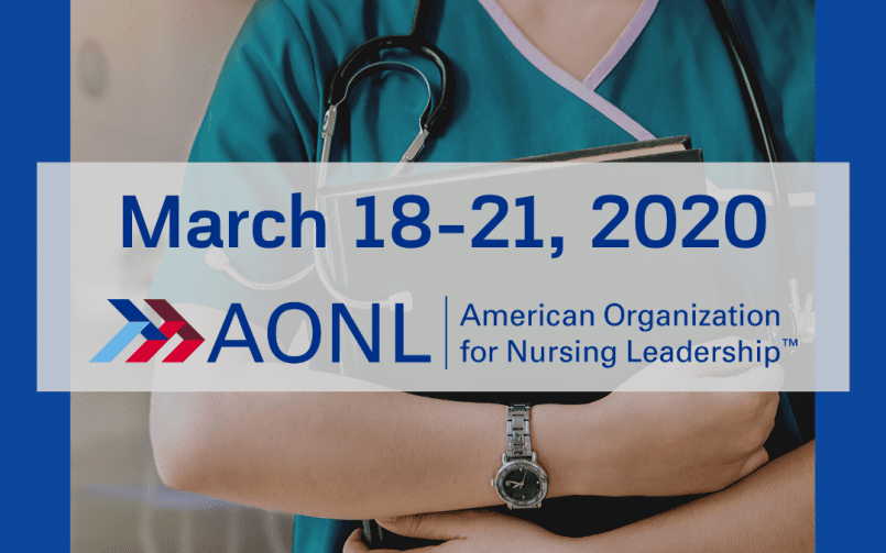 , American Organization for Nursing Leadership 2020