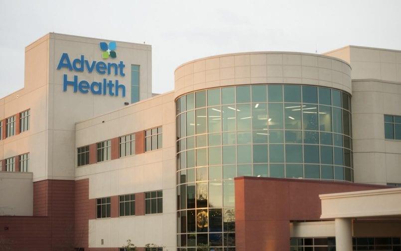 Advent Health hospital building
