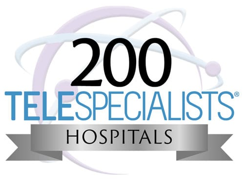 TeleSpecialists Celebrates Launch of Service in 200th Hospital