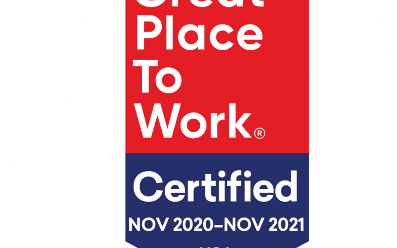Great Place to Work-Certified™