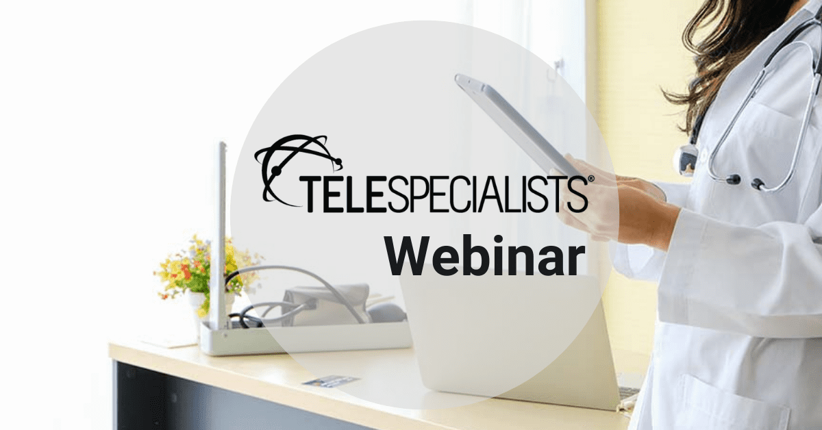 Is Telemedicine Right for My Hospital? – March 25, 2021